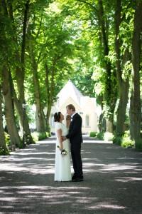 Bröllop och dop i kalmar slottskyrka