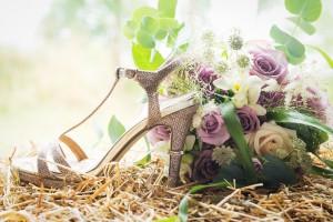 Heldagsbröllop i hällande regn!